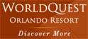 WorldQuest Orlando Resort Logo