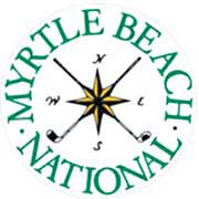 Myrtle Beach National King's North Course Logo