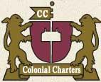Colonial Charters Golf Club Logo
