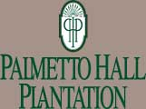 Palmetto Hall Plantation Club - Hills Course Logo