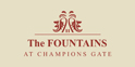 Fountains at ChampionsGate Logo