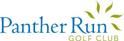 Panther Run Golf Club Logo