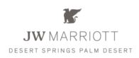JW Marriott Desert Springs Resort and Spa Logo