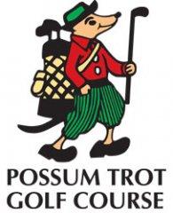 Possum Trot Golf Club Logo