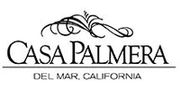 Pebble Beach Resort - Casa Palmero Logo