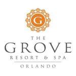 The Grove Resort & Spa Logo