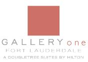 GALLERYone a DoubleTree Suites by Hilton Logo