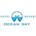 Ocean Sky Hotel & Resort Logo