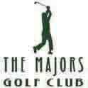 Majors Golf Club Logo