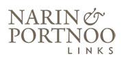 Narin & Portnoo Links Logo