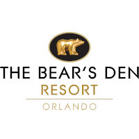 The Bear's Den Resort Orlando Logo