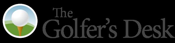 Golfer's Desk